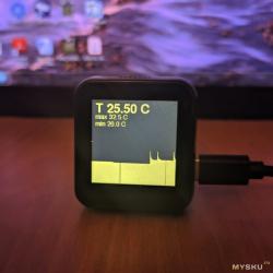 Прототип системы удаленного мониторинга температуры в погребе на LoRa