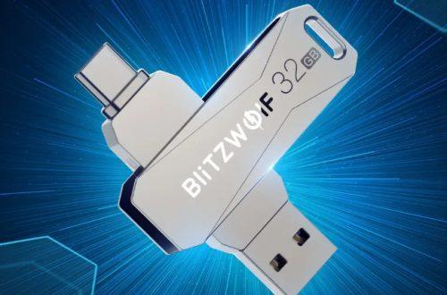 Флешка USB3.0 2 в 1 BlitzWolf BW-UPC2