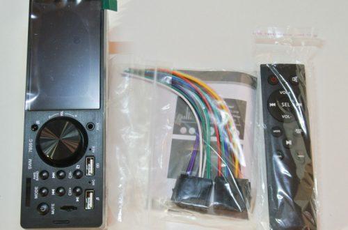 Дешевая магнитола с сенсорным дисплеем SWM 7805с.