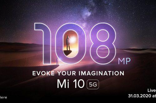 Xiaomi Mi 10 выходит за пределами Китая. Мировая премьера состоится 31 марта
