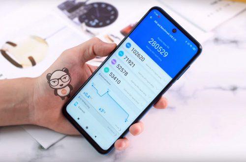 Redmi Note 9S впервые показался в рабочем состоянии