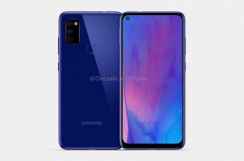 Samsung Galaxy M51 удивляет количеством кнопок на рендерах