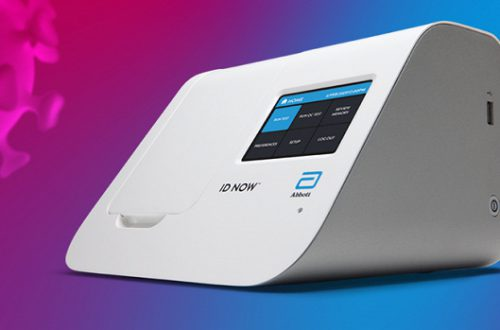 Компактный прибор размером с тостер проводит тест на коронавирус (COVID-19) всего за 5 минут