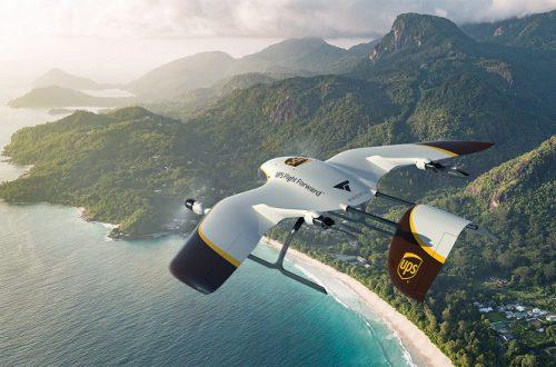 Wingcopter разработает для UPS беспилотные конвертопланы