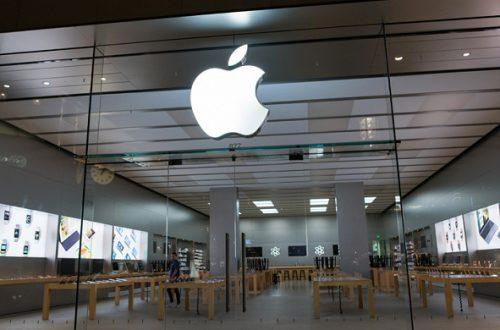 На Apple наложили штраф в размере 1,1 млрд евро
