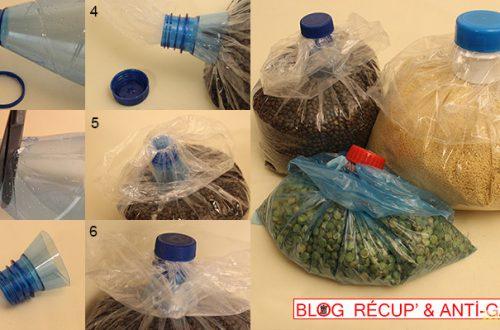 Зажимы с горловиной для пакетов с сыпучими / жидкими продуктами. Когда мелкая покупка приносит большое удобство