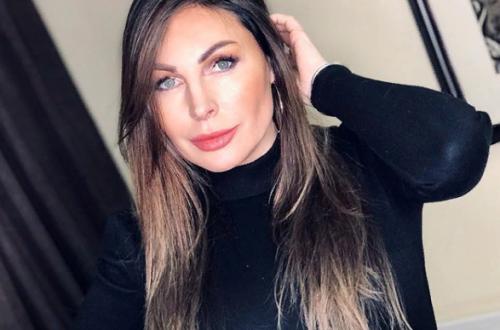 Наталья Бочкарёва сфотографировалась обнаженной в ванной