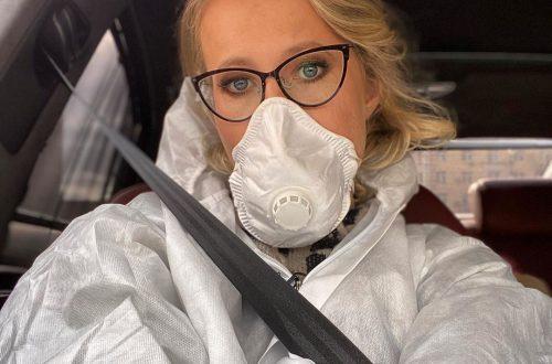 """""""Берегите своих родителей!"""": Ксения Собчак раскрыла результат теста матери на коронавирус"""