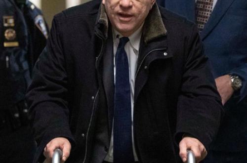 Помещенный за решетку Харви Вайнштейн заразился коронавирусом