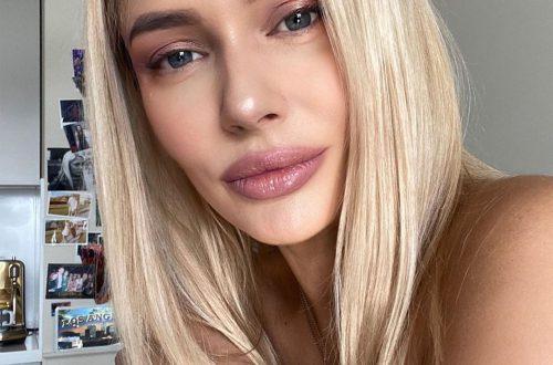 Наталья Рудова нарвалась на критику за оригинальное красное платье
