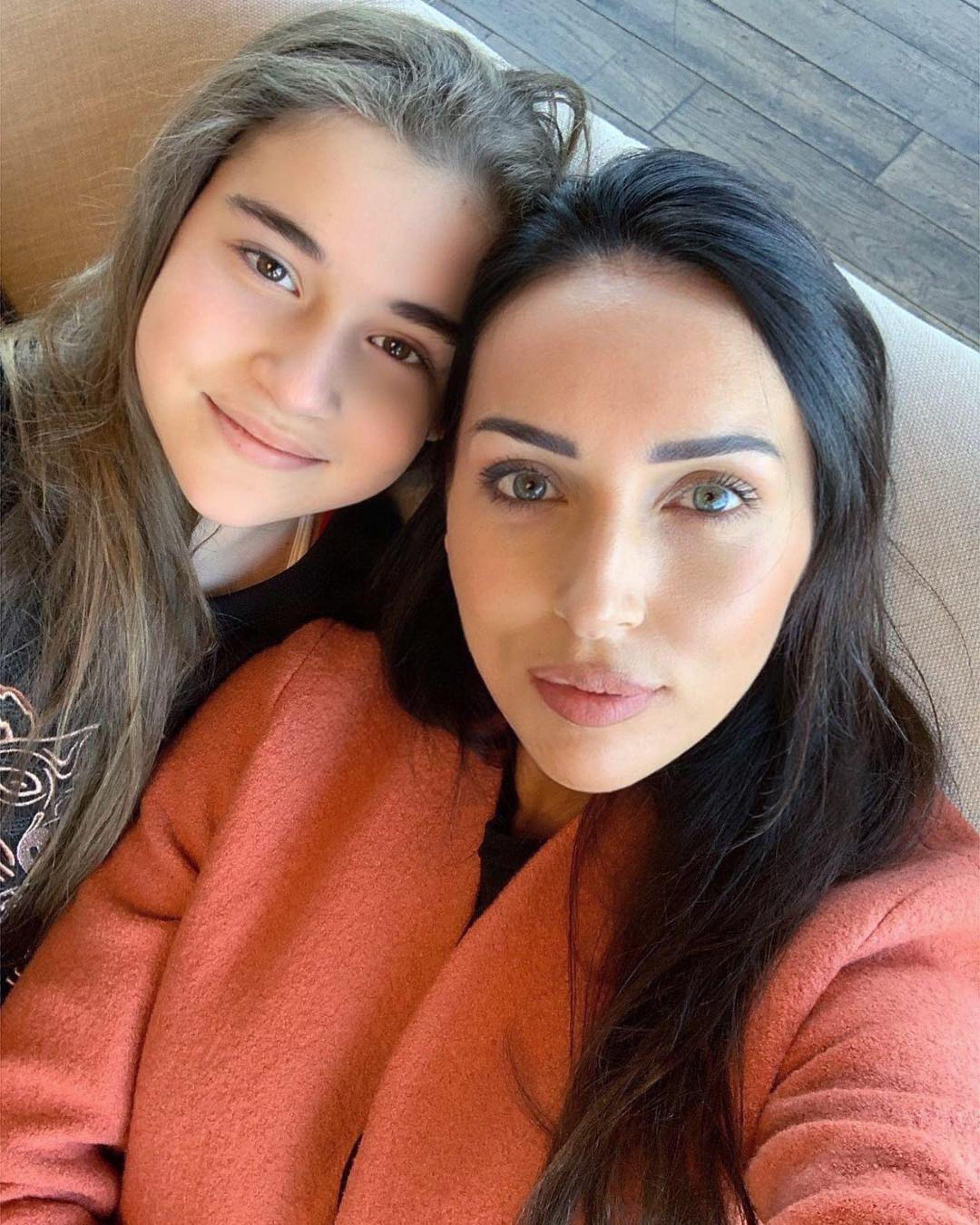 Алсу в дуэте с дочерью Микеллой исполнила хит Билли Айлиш