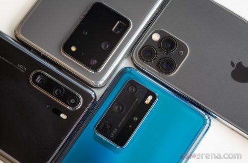 Камера Huawei P40 Pro против Galaxy S20 Ultra, Huawei P30 Pro и iPhone 11 Pro Max