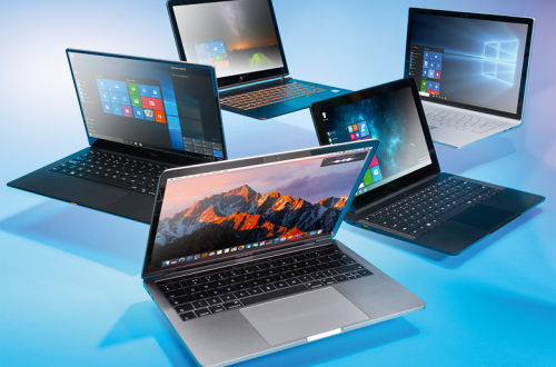 Россияне скупают ноутбуки и бытовую технику. Продажи ноутбуков подскочили на 138%