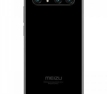 Meizu 17 получил абсолютно не такую камеру, как ожидалось