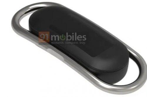 Oppo Smart Band — первый умный браслет с оригинальным дизайном