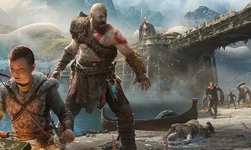 Блогер нашел в God of War неприличную пасхалку от разработчиков