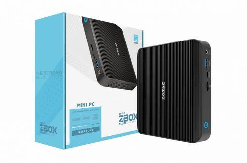 Начались продажи базового комплекта для мини-ПК ZBox edge CI341