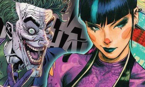 Новая девушка Джокера появится в киновселенной DC