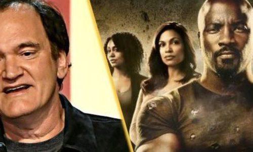 Квентин Тарантино хотел снять фильм по Marvel