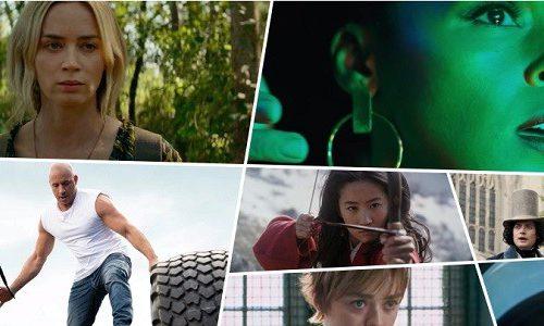 Какие фильмы посмотреть вместо перенесенных из-за COVID-19