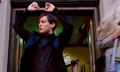 Сценарист вспомнил знаменитый танец из «Человека-паука 3»