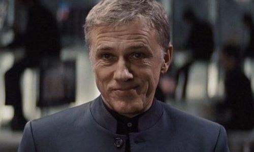 Кристоф Вальц не может рассказать о «007: Не время умирать».