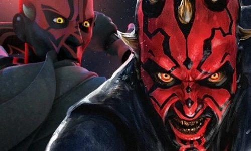 Раскрыта судьба Дарта Мола в «Звездных войнах»