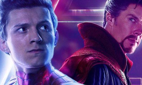 Что, если бы Человек-паук заменил Доктора Стрэнджа
