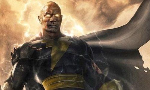 DC перенесли съемки фильма «Черный Адам»