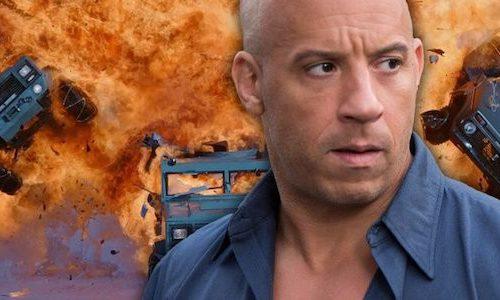 Сколько машин было уничтожено в фильмах «Форсаж»