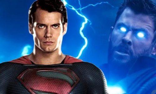 Как Крис Хемсворт выглядит в роли Супермена в киновселенной DC