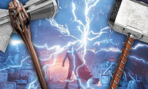 Какое оружие Тора сильнее в MCU: Громобой или Мьельнир?
