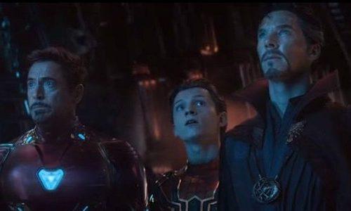 Раскрыта новая удаленная сцена «Мстителей 3» с Железным человеком
