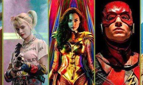 Полный новый график выхода фильмов DC