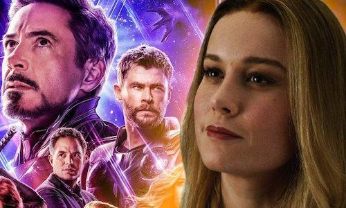 Раскрыто, почему роль Капитана Марвел сократили в «Мстителях: Финал»