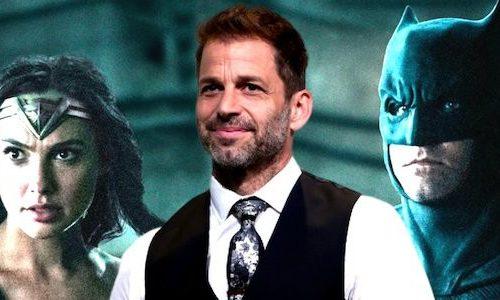 Зак Снайдер снимет новый фильм киновселенной DC