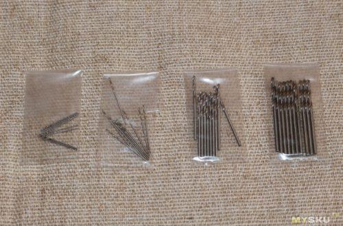 Сверла для мелких работ 0,5 0,8 1,5 2,0 мм. Небольшой ремонт Р/У машинки