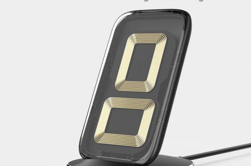 BlitzWolf® BW-FWC6 10 Вт, 7,5 Вт, 5 Вт беспроводное зарядное устройство-подставка за 9,99$