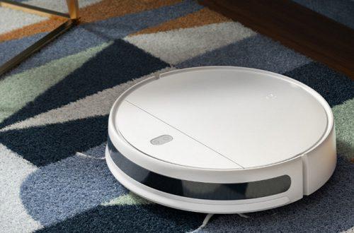 Умный робот-пылесос Xiaomi MIJIA Sweeping Robot G1 стоит всего 127 долларов