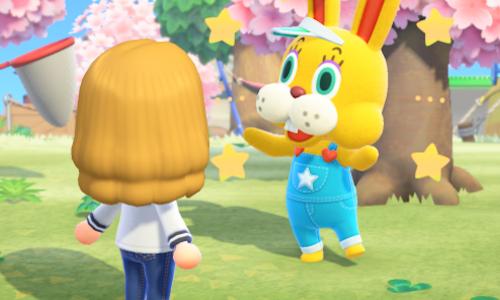 Началось мероприятие «День Зайцев» в Animal Crossing: New Horizons