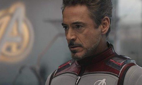 Новый постер Marvel посвящен Железному человеку