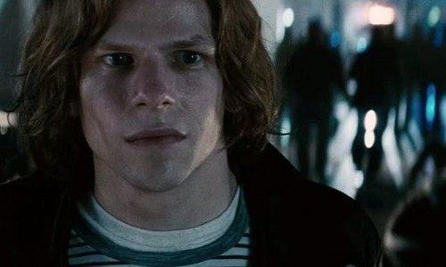 Джесси Айзенберг не знал, что ожидает Лекса Лютора в киновселенной DC