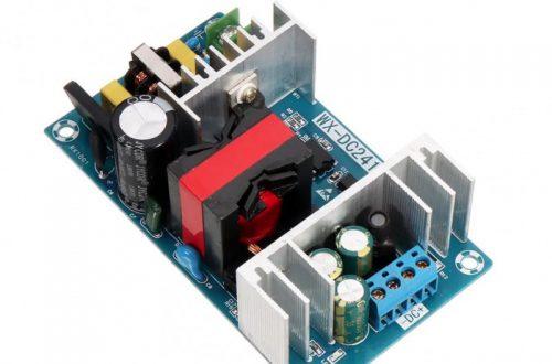 Импульсный блок питания WX-DC2416 12V/13А 150Вт 12,14$ за 2 штуки (+0,57$ доставка)