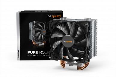 Представлена система охлаждения be quiet! Pure Rock 2