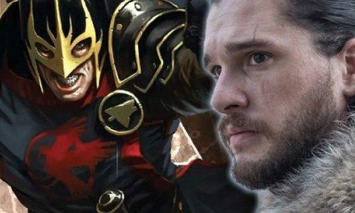 Раскрыт костюм Черного рыцаря из «Вечных» Marvel