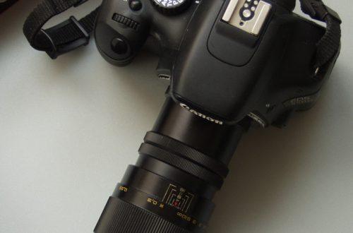 Простая сумка для фотоаппарата