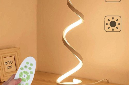Купон на 6,37 $ на оригинальный прикроватный (настольный) LED светильник