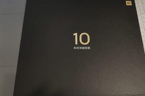 Xiaomi Mi 10th Anniversary Edition на подходе