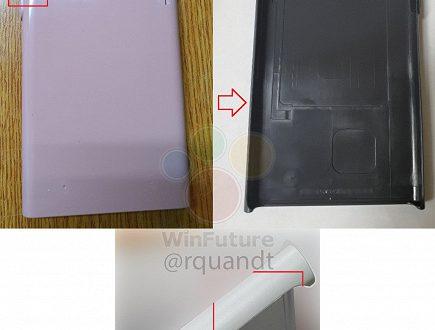 Первое фото позволяет понять, как будет выглядеть Samsung Galaxy Note20