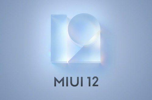 Официальный логотип MIUI 12. Лидер Xiaomi описал новую оболочку одним словом
